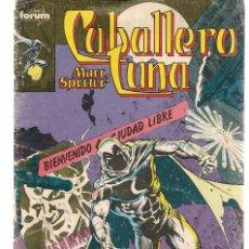 Comics: CABALLERO LUNA. Nº 8. FORUM (C/A7). Lote 135575870