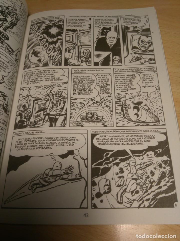 Cómics: lote de 3 Comics de Iron Man - Foto 5 - 135622362