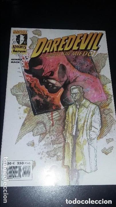 DAREDEVIL #20 (MARVEL KNIGHTS VOL 1) . FORUM EXCELENTE ESTADO (Tebeos y Comics - Forum - Daredevil)