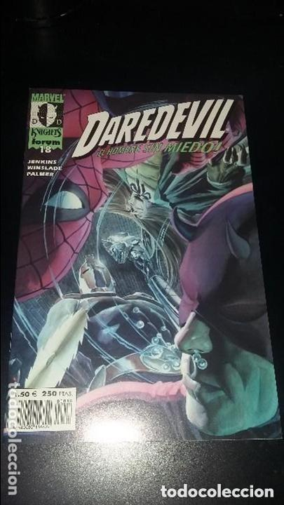 DAREDEVIL #18 (MARVEL KNIGHTS VOL 1) . FORUM EXCELENTE ESTADO (Tebeos y Comics - Forum - Daredevil)