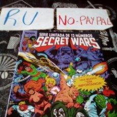 Cómics: SECRET WARS 6 FORUM. Lote 135650809