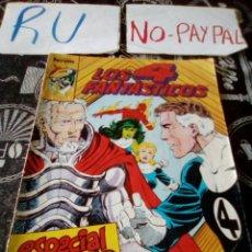 Fumetti: LOS 4 FANTÁSTICOS ESPECIAL NAVIDAD 49 FORUM. Lote 135651458