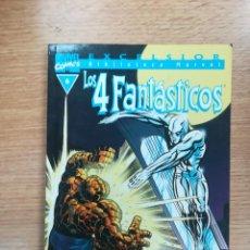 Comics: BIBLIOTECA MARVEL 4 FANTASTICOS #6. Lote 135667371