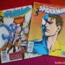 Cómics: SPIDERMAN VOL. 1 NºS 168 Y 169 ( PETER DAVID ) ¡BUEN ESTADO! MARVEL FORUM. Lote 135678083