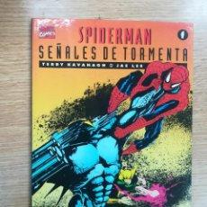 Cómics: SPIDERMAN SEÑALES DE TORMENTA (COLECCION PRESTIGIO VOL 2 #2). Lote 135702719