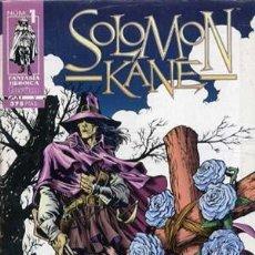 Cómics: SOLOMON KANE - FORUM 1998 - COMPLETA DE 7 NUMEROS. Lote 135718615