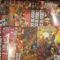 Comics: THE NEW WARRIORS VOL.3 (OBRA COMPLETA 14 NÚMEROS) - FORUM. Lote 224574742
