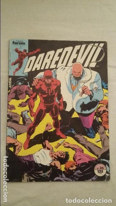 DAREDEVIL VOL 1 # 36 FORUM (Tebeos y Comics - Forum - Daredevil)