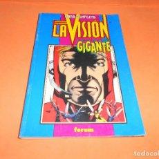 Cómics: VISIÓN - EL HOMBRE GIGANTE . RETAPADO. DOS SERIES COMPLETAS) - FÓRUM 1995. Lote 135828446