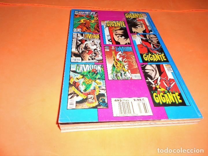 Cómics: Visión - el hombre gigante . Retapado. dos series completas) - Fórum 1995 - Foto 2 - 135828446