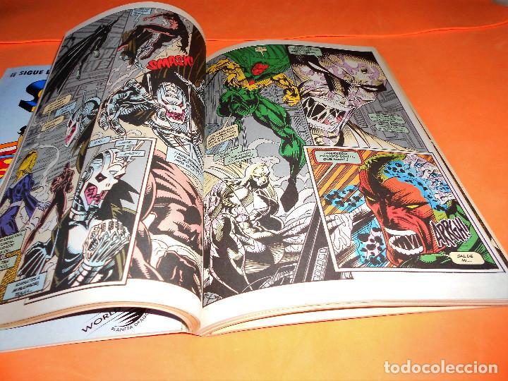 Cómics: Visión - el hombre gigante . Retapado. dos series completas) - Fórum 1995 - Foto 3 - 135828446