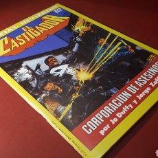 Cómics: EXCELENTE ESTADO EL CASTIGADOR ESPECIAL INVIERNO FORUM. Lote 135867785