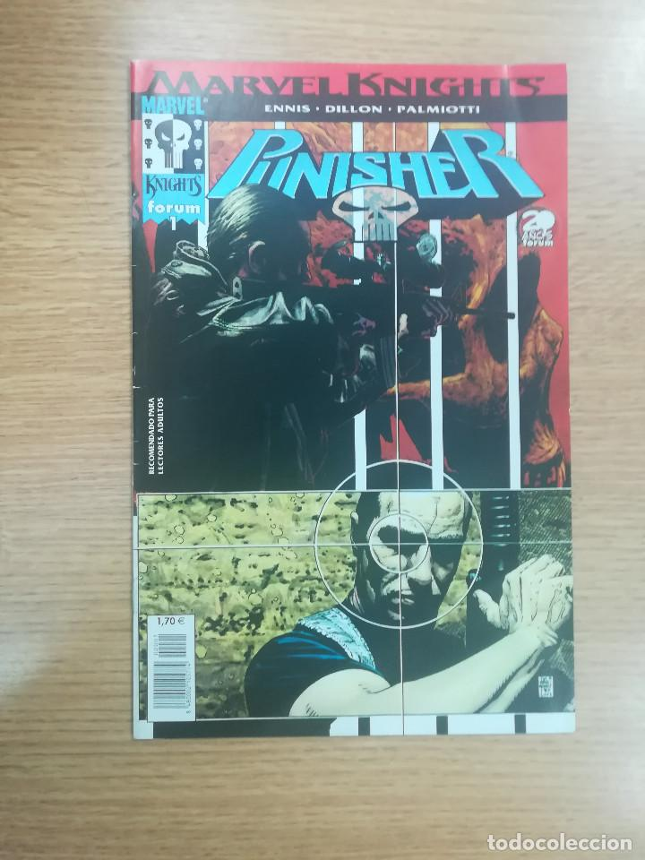 PUNISHER MARVEL KNIGHTS VOL 2 #1 (Tebeos y Comics - Forum - Otros Forum)