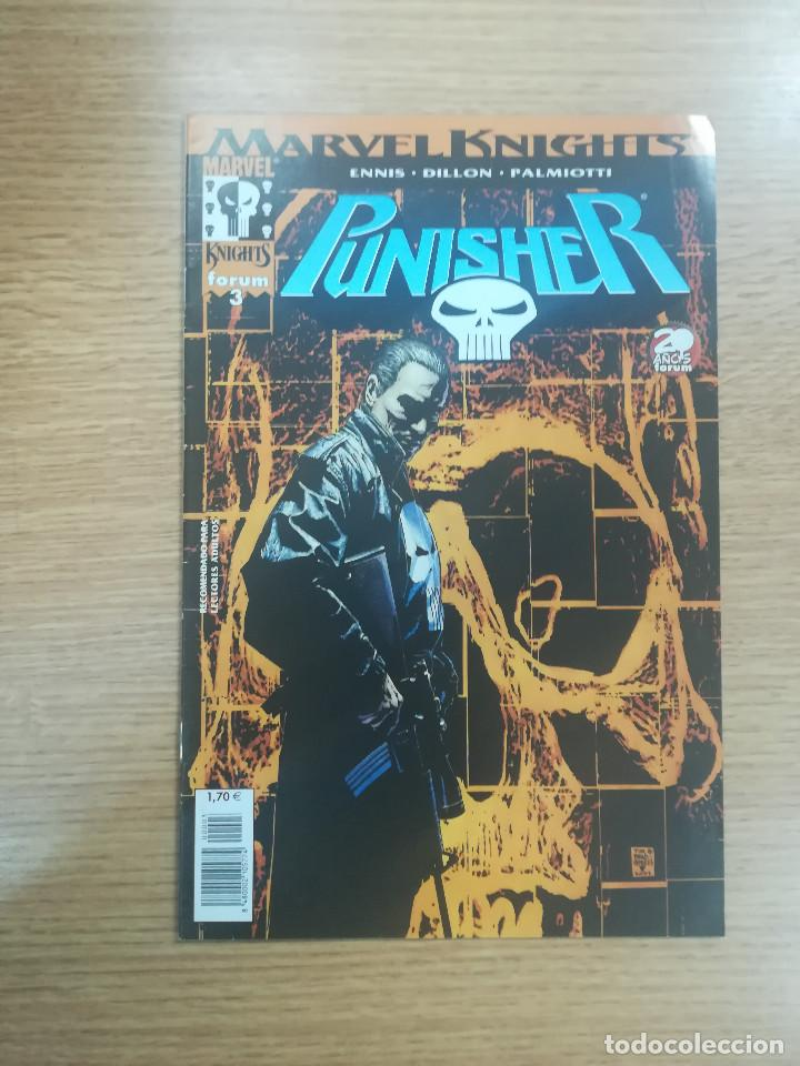 PUNISHER MARVEL KNIGHTS VOL 2 #3 (Tebeos y Comics - Forum - Otros Forum)