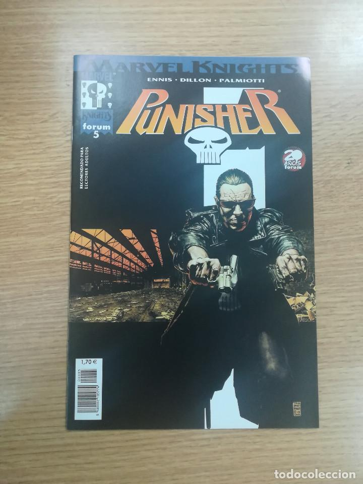 PUNISHER MARVEL KNIGHTS VOL 2 #5 (Tebeos y Comics - Forum - Otros Forum)