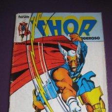 Cómics: THOR EL PODEROSO - Nº 25 - ED. FORUM 1983. Lote 135999822
