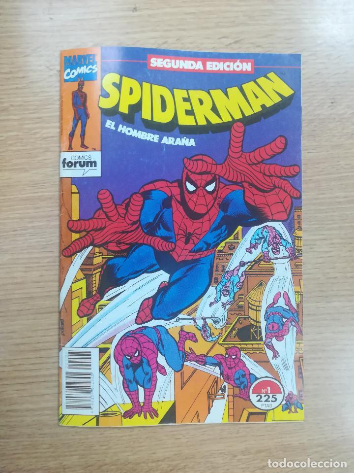 SPIDERMAN VOL 1 #1 SEGUNDA EDICION (Tebeos y Comics - Forum - Spiderman)