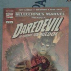 Cómics: SELECCIONES MARVEL: DAREDEVIL: FOGGY NELSON AGENTE DE S.H.I.E.L.D: FORUM. Lote 136084882