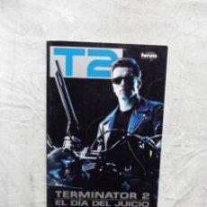 T 2 TERMINATOR 2 EL DIA DEL JUICIO