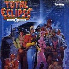 Cómics: TOTAL ECLIPSE - FORUM 1990 - COMPLETA 6 NUMEROS. Lote 136137550