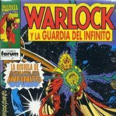 Cómics: WARLOCK GUARDIAN DEL INFINITO - FORUM 1993/1994 - COMPLETA 17 NUMEROS. Lote 136150106