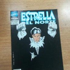 Cómics: ESTRELLA DEL NORTE #1. Lote 136186258