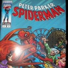 Cómics: PETER PARKER SPIDERMAN VOLUMEN 1 NUMERO 3. Lote 136217312