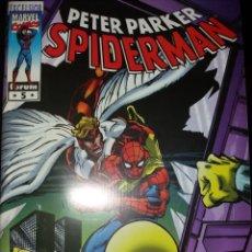Cómics: PETER PARKER SPIDERMAN VOLUMEN 1 NUMERO 5. Lote 136217784