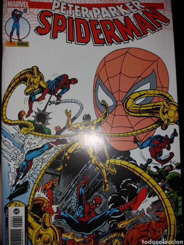 PETER PARKER SPIDERMAN VOLUMEN 1 NUMERO 12 (Tebeos y Comics - Forum - Spiderman)