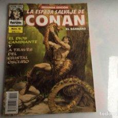 Cómics: LA ESPADA SALVAJE DE CONAN Nº 15 - 2ª - SEGUNDA EDICION. Lote 293896728