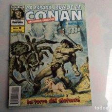 Cómics: LA ESPADA SALVAJE DE CONAN Nº 11 - 2ª EDICION. Lote 293892858