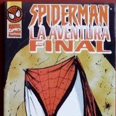 Cómics: SPIDERMAN LA AVENTURA FINAL - FORUM - IMPECABLE. Lote 136260410