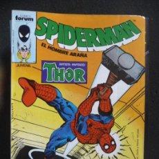 Cómics: SPIDERMAN. Nº 99. VOL 1. FORUM.. Lote 136358450