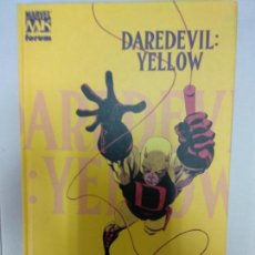 Cómics: DAREDEVIL YELLOW JEPH LOEB TIM SALE COMICS FORUM. Lote 136390526