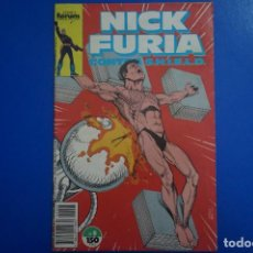 Cómics: CÓMIC DE NICK FURIA CONTRA S.H.I.E.L.D. AÑO 1989 Nº 8 DE COMICS FORUM LOTE 6 A. Lote 136434446