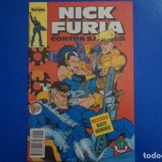Cómics: CÓMIC DE NICK FURIA CONTRA S.H.I.E.L.D. AÑO 1989 Nº 5 DE COMICS FORUM LOTE 6 A. Lote 136434486