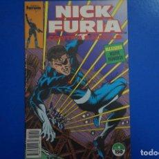 Cómics: CÓMIC DE NICK FURIA CONTRA S.H.I.E.L.D. AÑO 1989 Nº 4 DE COMICS FORUM LOTE 12 C. Lote 136434514