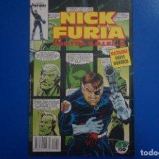 Comics : CÓMIC DE NICK FURIA CONTRA S.H.I.E.L.D. AÑO 1989 Nº 3 DE COMICS FORUM LOTE 4 BIS. Lote 136434622