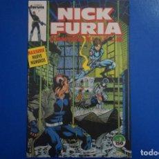 Comics: CÓMIC DE NICK FURIA CONTRA S.H.I.E.L.D. AÑO 1989 Nº 2 DE COMICS FORUM LOTE 4 BIS. Lote 136434646