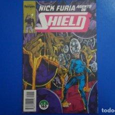 Cómics: CÓMIC DE NICK FURIA AGENTE DE S.H.I.E.L.D. AÑO 1990 Nº 5 DE COMICS FORUM LOTE 4 BIS. Lote 136434790