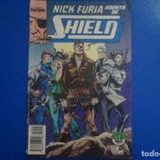 Comics : CÓMIC DE NICK FURIA AGENTE DE SHIELD AÑO 1990 Nº 1 DE COMICS FORUM LOTE 6 A. Lote 136434830