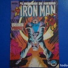 Cómics: CÓMIC DE IRON MAN AÑO 1988 Nº 36 DE COMICS FORUM LOTE 6 A. Lote 136435462