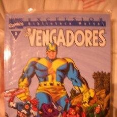 Cómics: BIBLIOTECA MARVEL: LOS VENGADORES #5 (FORUM, 1999). Lote 136375314