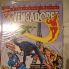 Cómics: BIBLIOTECA MARVEL: LOS VENGADORES #12 (FORUM, 1999). Lote 136376654