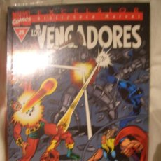 Cómics: BIBLIOTECA MARVEL: LOS VENGADORES #25 (FORUM, 2001). Lote 136376822