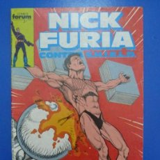 Cómics: CÓMIC DE NICK FURIA CONTRA SHIELD AÑO 1989 Nº 8 DE COMICS FORUM LOTE 6 F. Lote 136452218