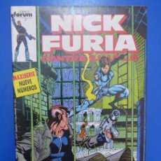 Cómics: CÓMIC DE NICK FURIA CONTRA SHIELD. AÑO 1989 Nº 2 DE COMICS FORUM LOTE 6 F. Lote 136452534