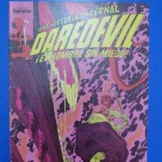 Cómics: CÓMIC DE DAREDEVIL AÑO 1990 Nº 12 DE COMICS FORUM LOTE 7 BIS. Lote 136458318