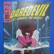 Cómics: CÓMIC DE DAREDEVIL AÑO 1989 Nº 7 DE COMICS FORUM LOTE 7 BIS. Lote 136458522
