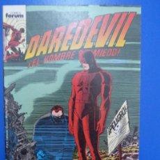 Cómics: CÓMIC DE DAREDEVIL AÑO 1989 Nº 3 DE COMICS FORUM LOTE 7 BIS. Lote 136458566